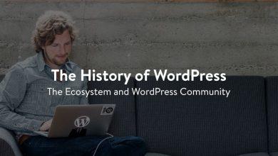 Sejarah Wordpress Dari Masa Ke Masa