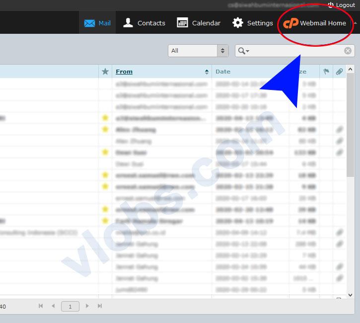 cara ganti password email hosting 2