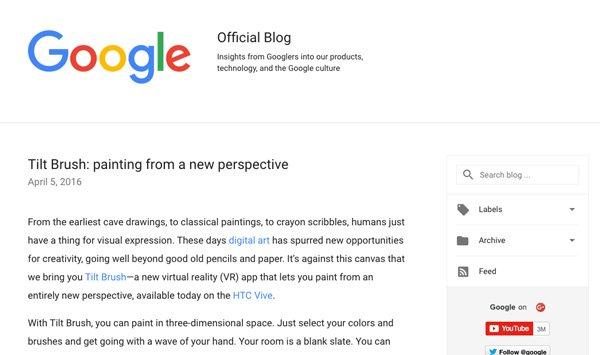 official-google-blog