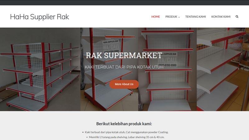 HahaSupplierRak.com