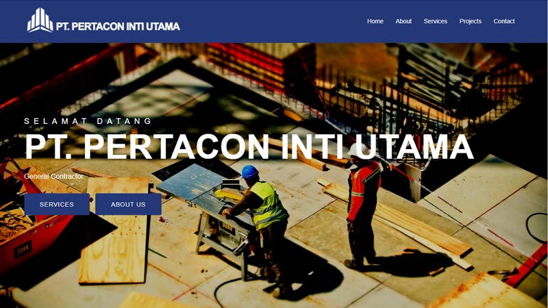 pertacon.co.id