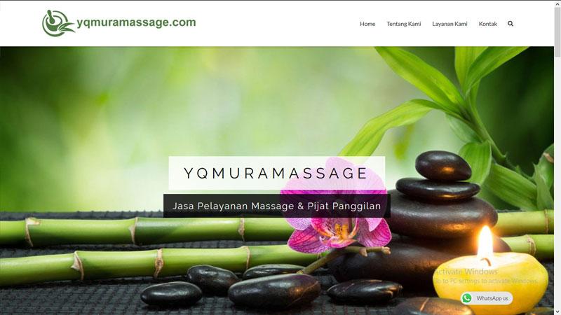 yqmuramassage.com