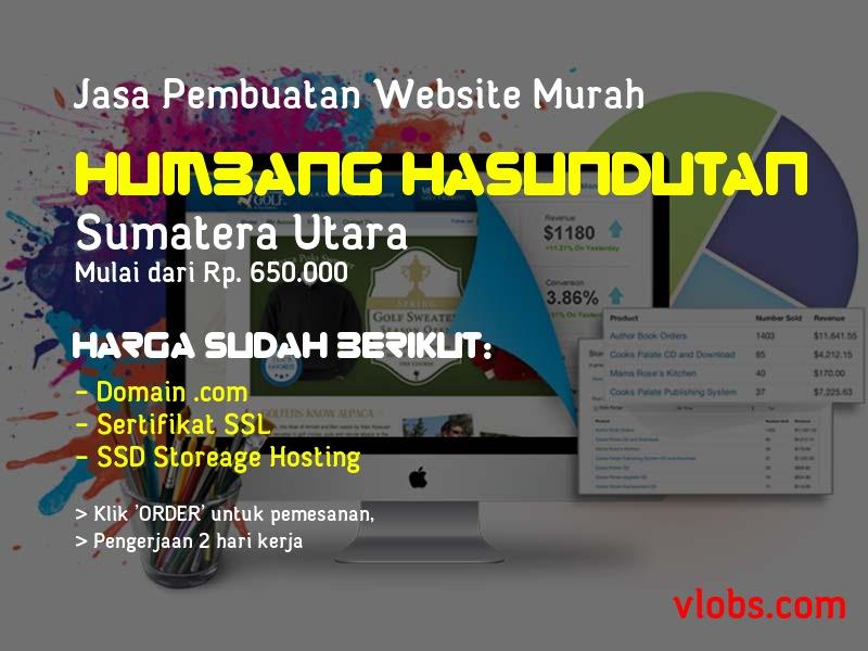 Jasa Pembuatan Website Murah Di Humbang Hasundutan - Sumatera Utara