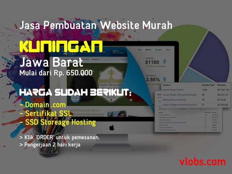 Jasa Pembuatan Website Murah Di Kuningan - Jawa Barat