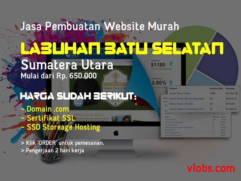Jasa Pembuatan Website Murah Di Labuhan Batu Selatan - Sumatera Utara