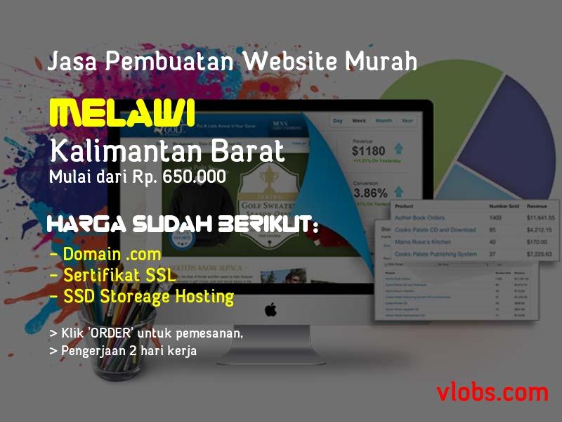 Jasa Pembuatan Website Murah Di Melawi - Kalimantan Barat