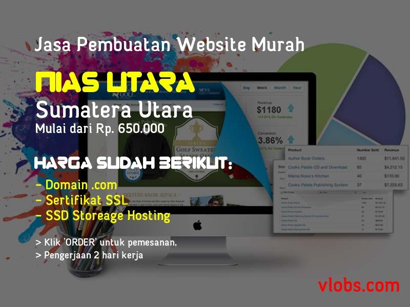 Jasa Pembuatan Website Murah Di Nias Utara - Sumatera Utara