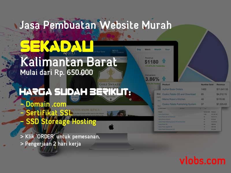 Jasa Pembuatan Website Murah Di Sekadau - Kalimantan Barat