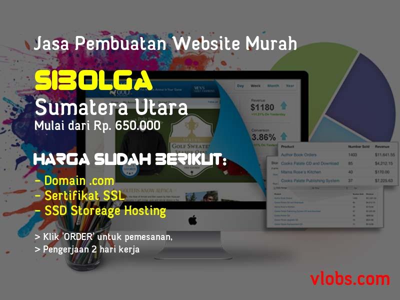 Jasa Pembuatan Website Murah Di Sibolga - Sumatera Utara