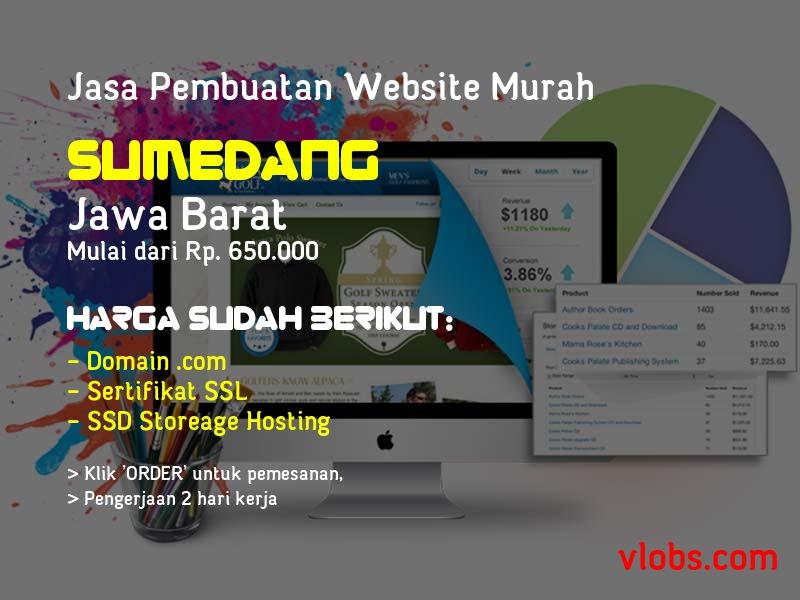 Jasa Pembuatan Website Murah Di Sumedang - Jawa Barat
