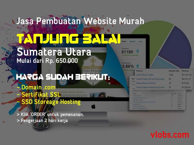 Jasa Pembuatan Website Murah Di Tanjung Balai - Sumatera Utara