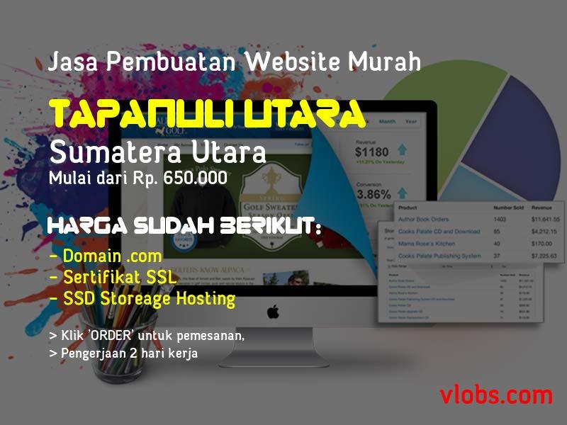Jasa Pembuatan Website Murah Di Tapanuli Utara - Sumatera Utara