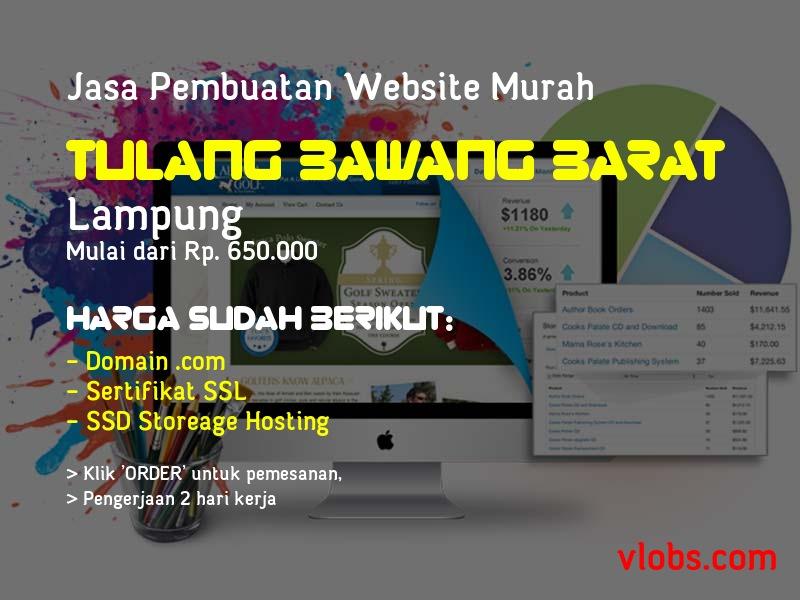 Jasa Pembuatan Website Murah Di Tulang Bawang Barat - Lampung